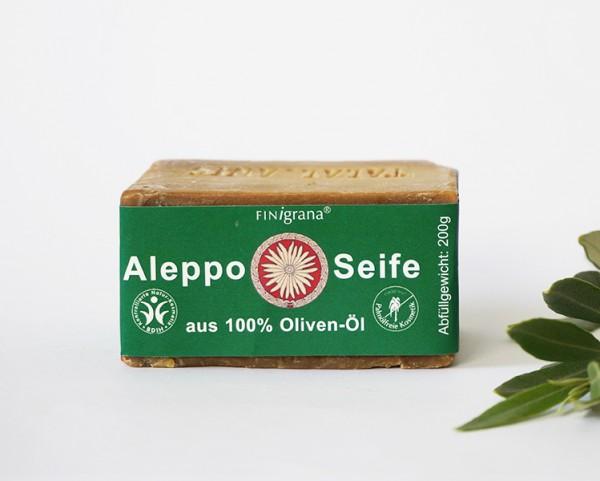 Aleppo-Olivenseife