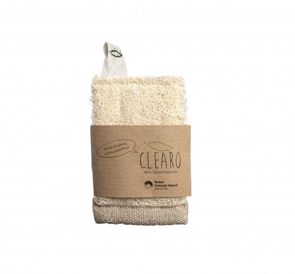 Clearo - Spülschwamm aus Luffa