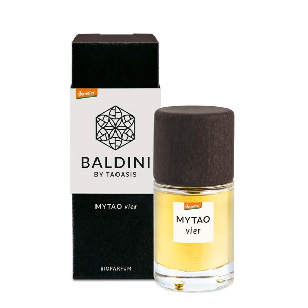 Naturparfum MYTAO vier, 15 ml