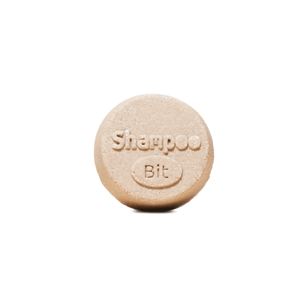 festes ShampooBit® Walnuss-Mandel, 55 g