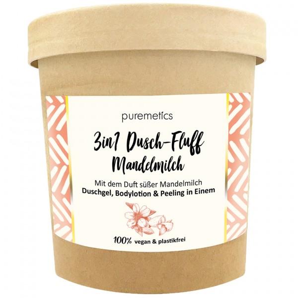 3 in 1 Dusch-Fluff 250 g