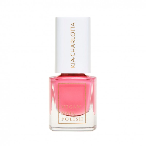 """Nagellack """"My Life My Rules"""" - Neon Pink -"""
