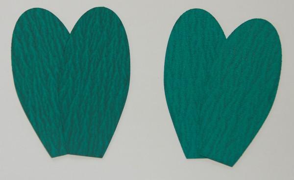 Schleifpads für Pedikürfeile, 2 Sets