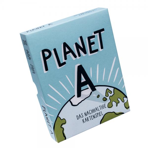 """Nachhaltiges Kartenspiel """"Planet A"""""""