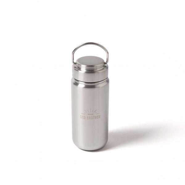 """Trinkflasche """"CHI2"""" mit Schraubverschluss aus Edelstahl, Vol.: 0,5 l"""