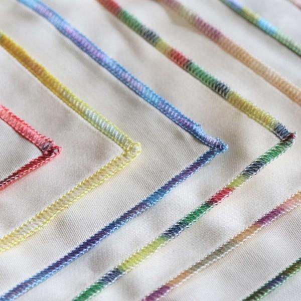 Stofftaschentuch aus Bio-Baumwolle