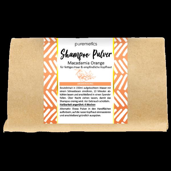 Shampoopulver, 50 g