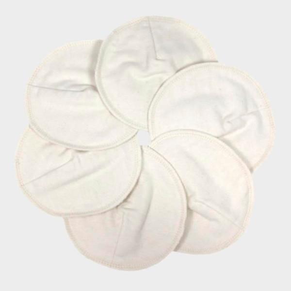 Stilleinlagen, 3 Paar, Bio-Baumwolle