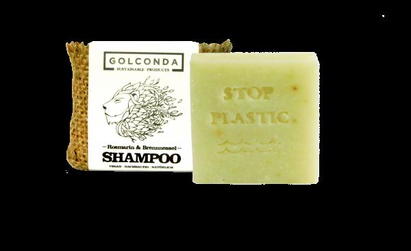 Golconda Shampoo Rosmarin Brennessel