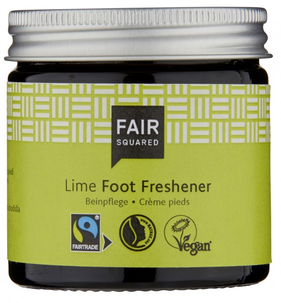 Foot Freshener Lime, 50ml im Glas
