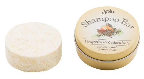 Shampoo Bar Grapefruit-Zedernholz, 50g