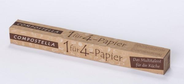 1 für 4-Papier