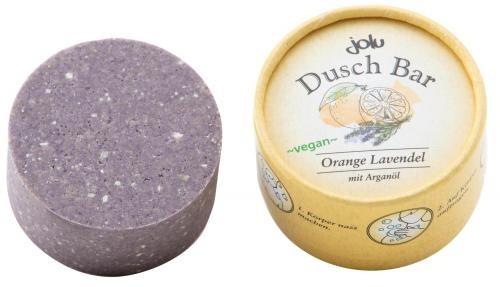 Dusch-Bar Orange Lavendel, 100 g