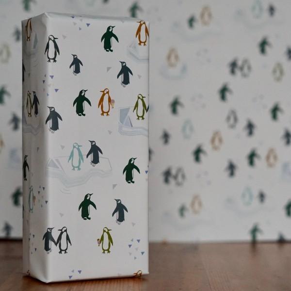 Ökologisches Geschenkpapier