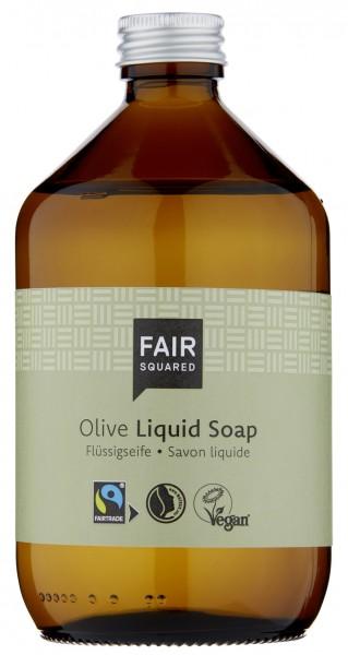 Flüssigseife Olive, 500 ml in Flasche