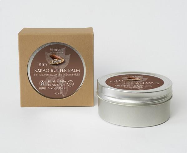 Reine Bio-Kakaobutter, 100 ml