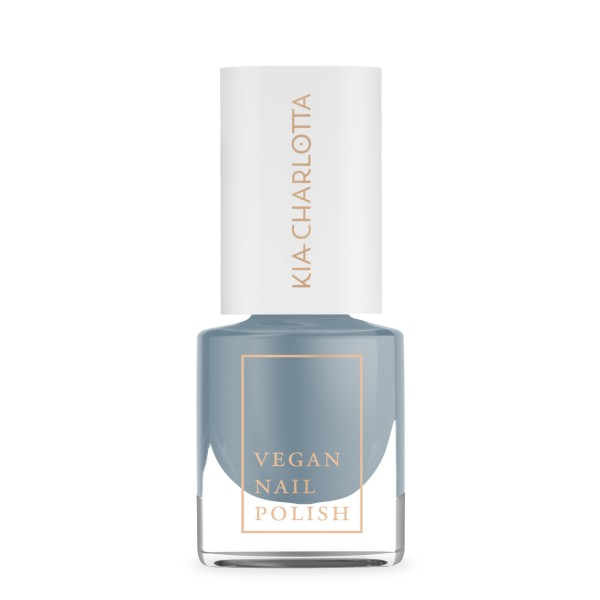 "Nagellack ""Bloom From Within"" - Dunkelgrau -"