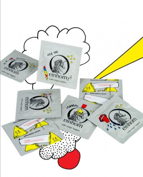 Vegane Kondome, 7-er Packung