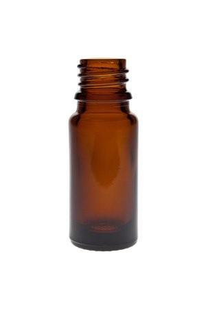 Tropfflasche braun, 10 ml mit Pipettenaufsatz