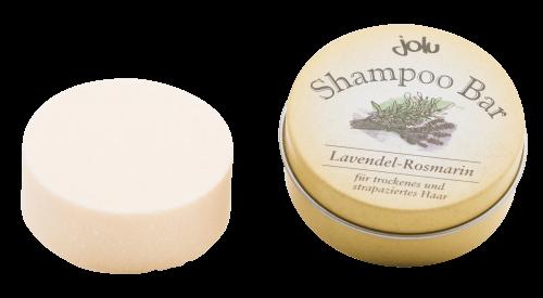 Shampoo Bar Lavendel-Rosmarin, 50g