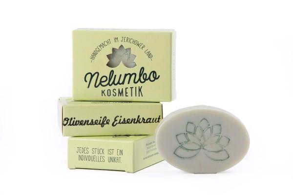 Olivenseife Eisenkraut, 45 g