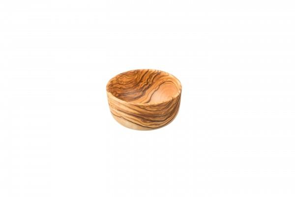 Rasier-Seifenschale aus Olivenholz